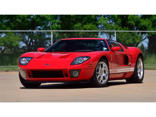 2005 Ford GT | 885518