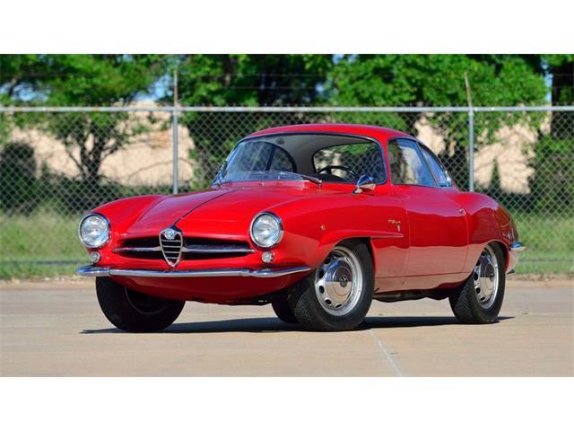 1961 Alfa Romeo Giulietta Spider | 885519