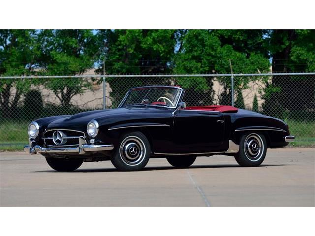 1961 Mercedes-Benz 190SL | 885521