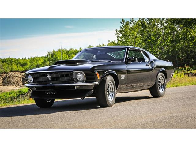 1970 Ford Mustang | 885524