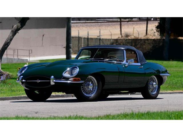 1963 Jaguar E-Type | 885532