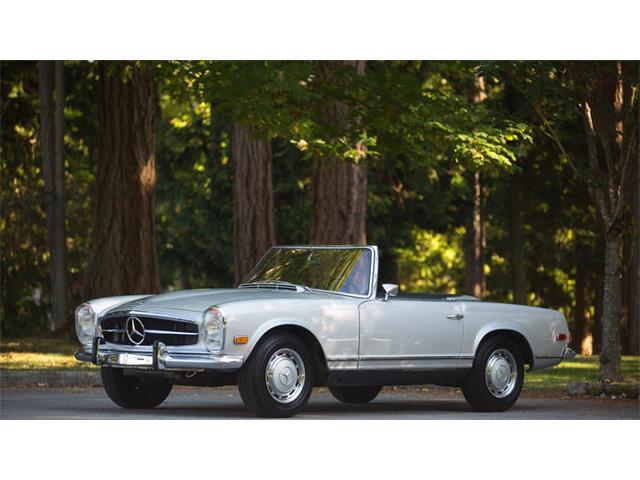 1969 Mercedes-Benz 280SL | 885542