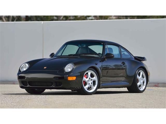 1997 Porsche 911 | 885543