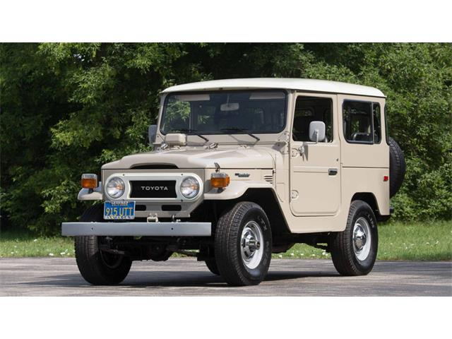 1978 Toyota Land Cruiser FJ | 885547