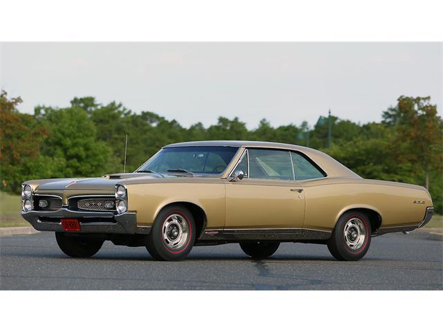 1967 Pontiac GTO | 885557