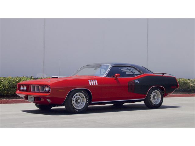 1971 Plymouth Cuda | 885558
