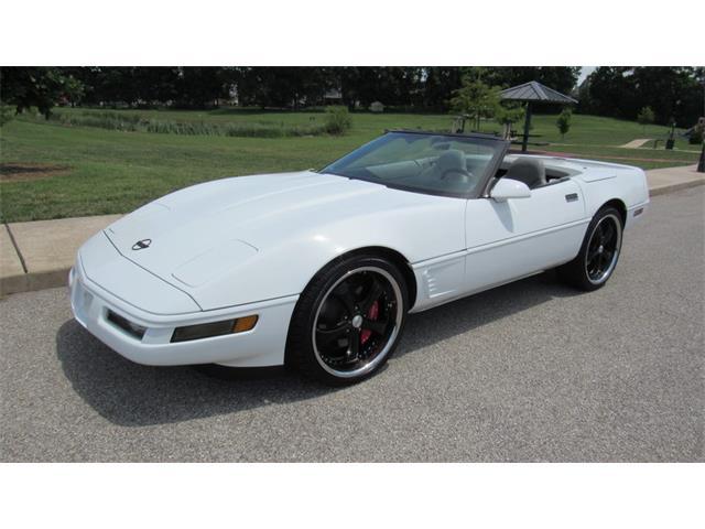 1996 Chevrolet Corvette | 885560