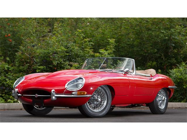 1964 Jaguar E-Type | 885562