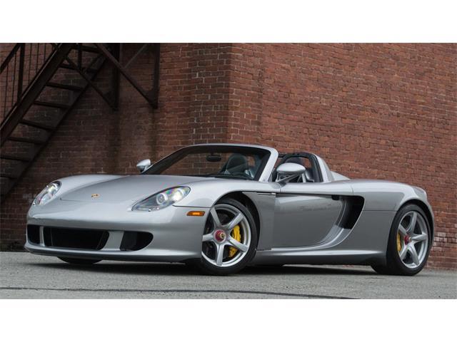 2005 Porsche Carrera | 885566