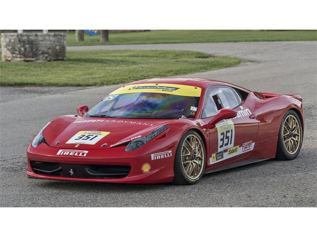 2011 Ferrari 458 | 885572