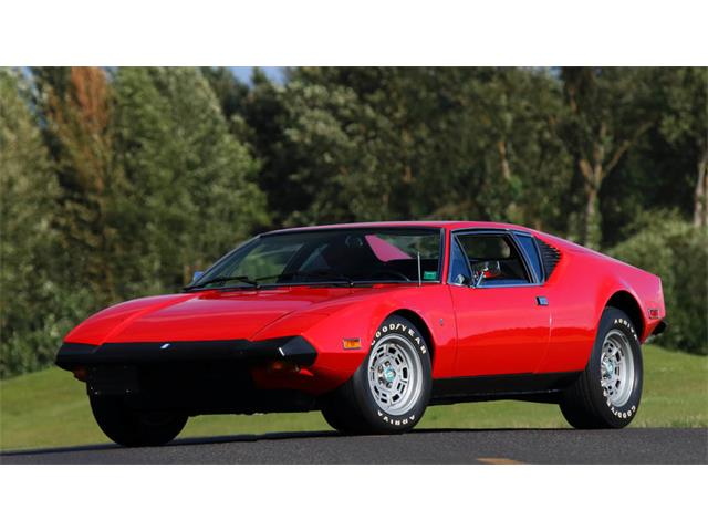1974 DeTomaso Pantera | 885573