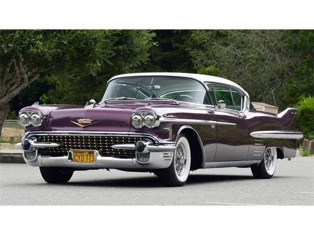 1958 Cadillac Series 62 | 885580