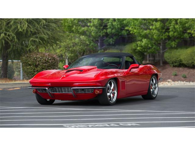 2008 Chevrolet Corvette | 885581