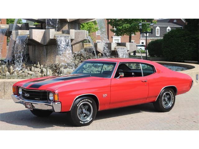 1972 Chevrolet Chevelle | 885583