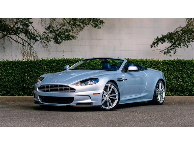 2011 Aston Martin DBS | 885584