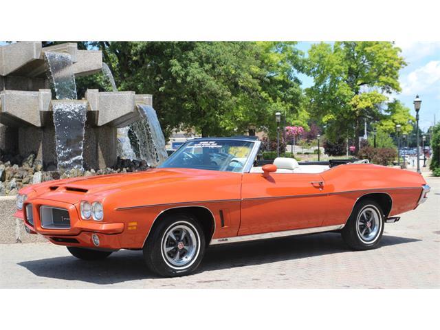 1972 Pontiac LeMans | 885588