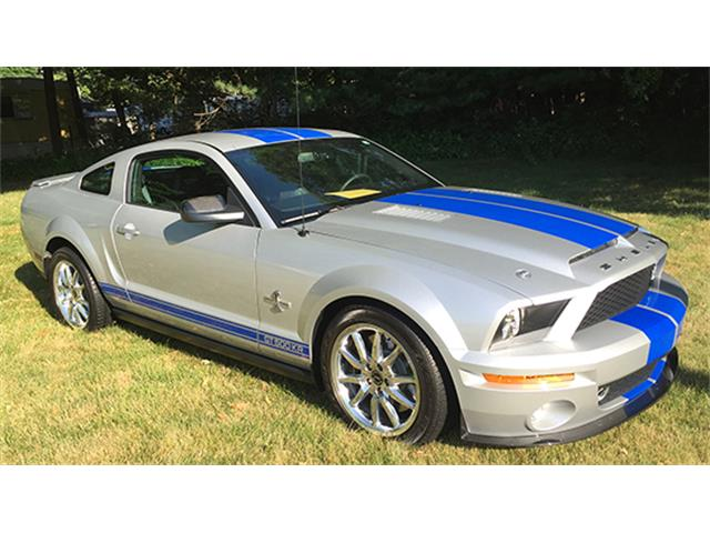 2009 Shelby Mustang GT 500KR Coupe | 885592