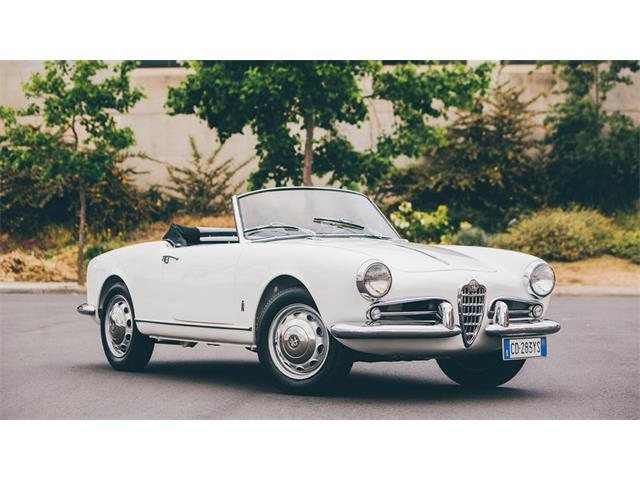 1957 Alfa Romeo Giulietta Spider | 885594