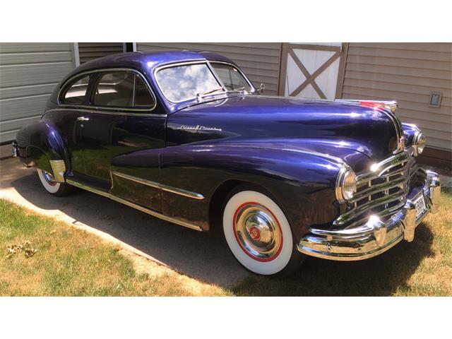 1948 Pontiac Silver Streak | 885606