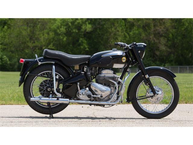 1957 Ariel Motorcycle   885607