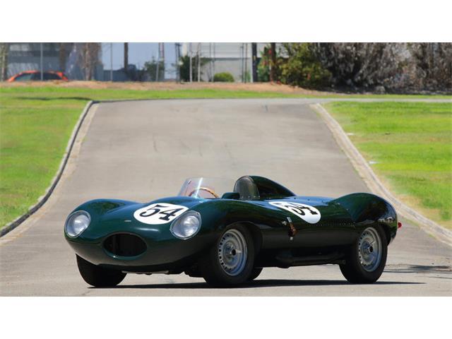 1965 Jaguar D-Type Replica | 885612