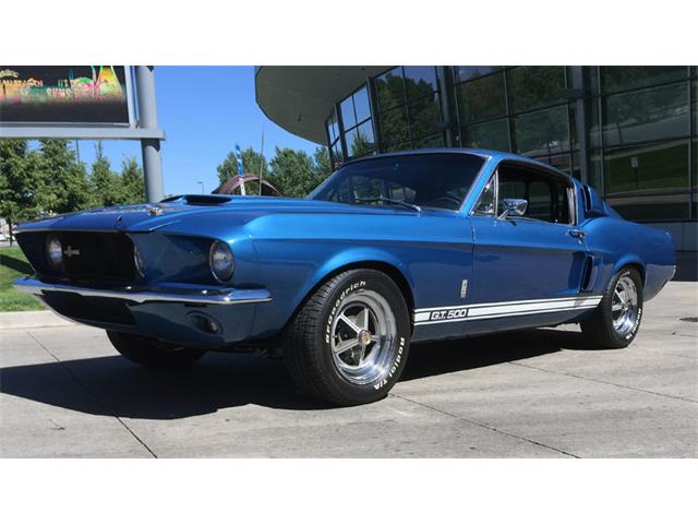 1967 Shelby GT500 | 885614