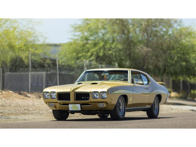 1970 Pontiac GTO (The Judge) | 885619