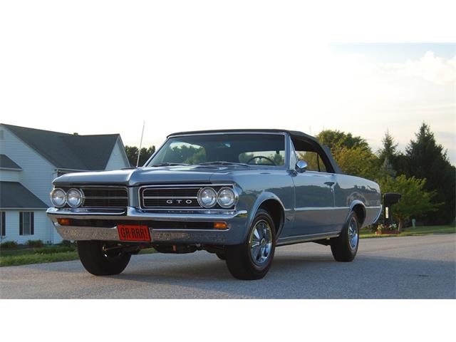1964 Pontiac GTO | 885621
