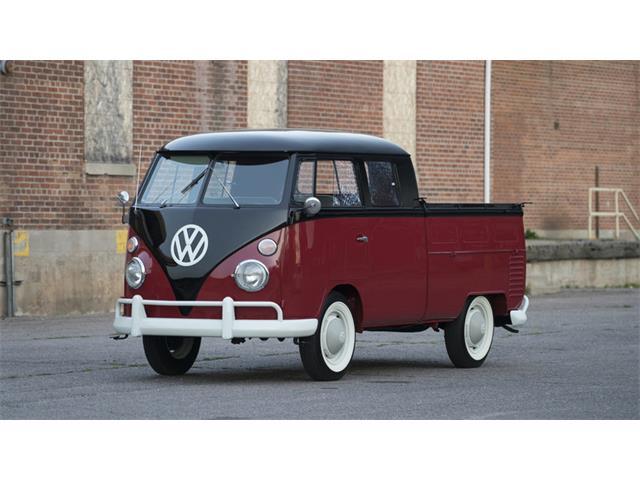 1962 Volkswagen Double Cab | 885624