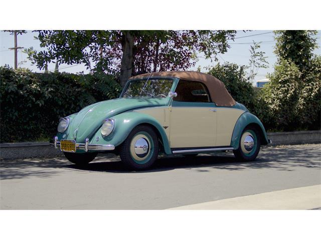 1949 Volkswagen Hebmuller Type 14A | 885626