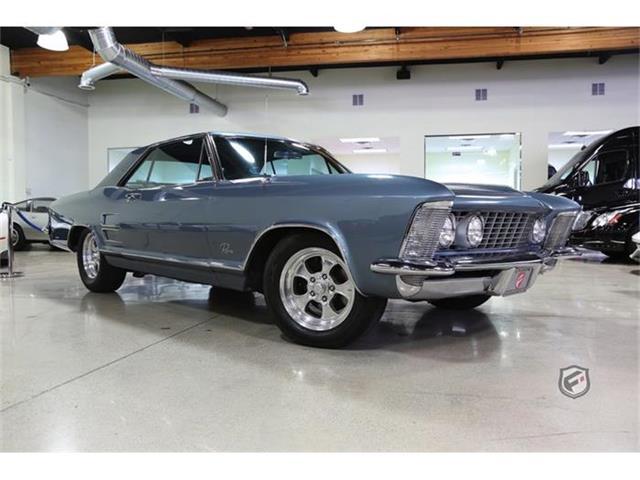 1963 Buick Riviera | 880563