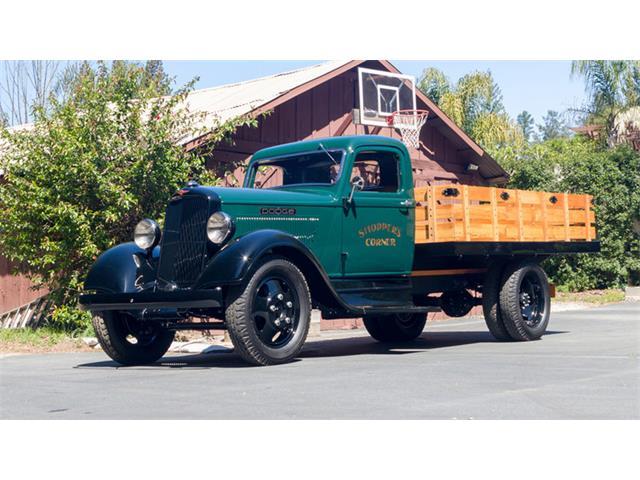 1934 Dodge Flatbed Truck | 885631