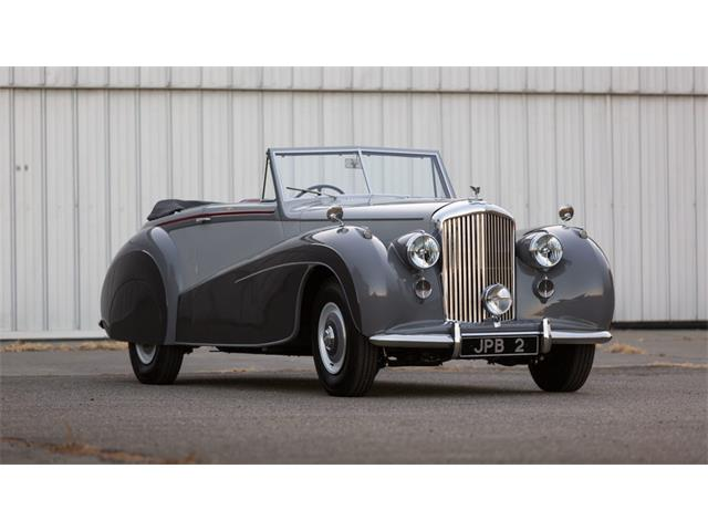 1952 Bentley Mark VI | 885635