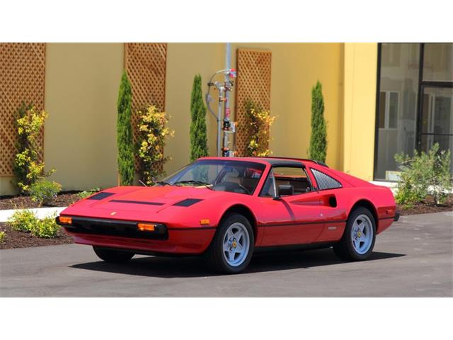 1985 Ferrari 308 | 885636