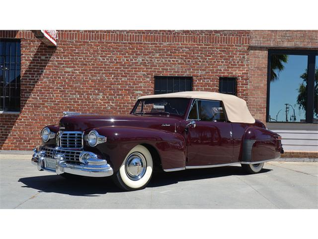 1948 Lincoln Continental | 885638
