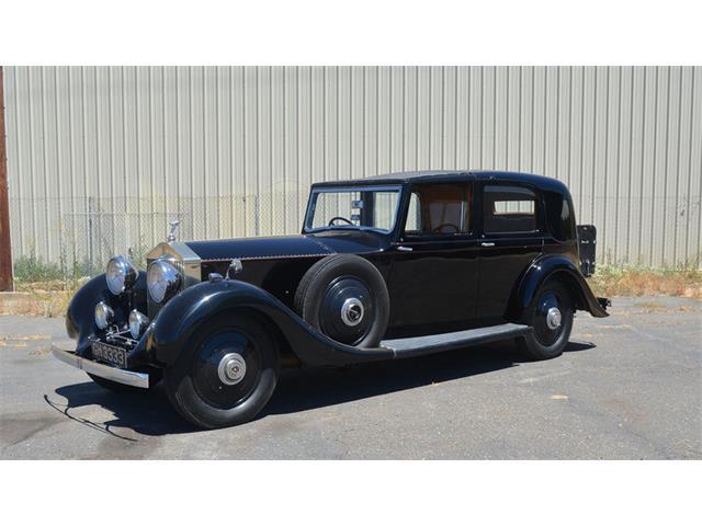 1930 Rolls-Royce Phantom II | 885640