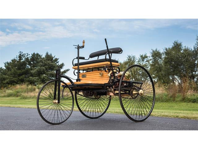 1886 Mercedes-Benz Antique | 885643
