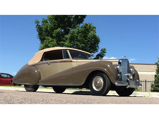 1952 Bentley Mark VI | 885646
