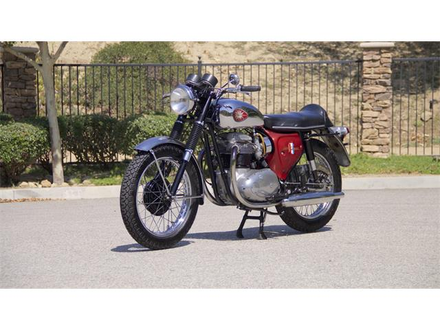 1966 BSA Motorcycle | 885647