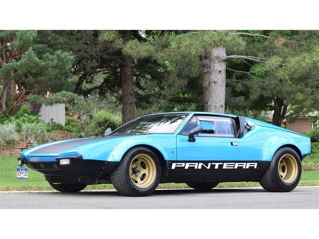 1971 DeTomaso Pantera | 885648