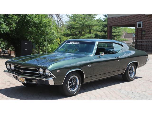 1969 Chevrolet Chevelle SS | 885649