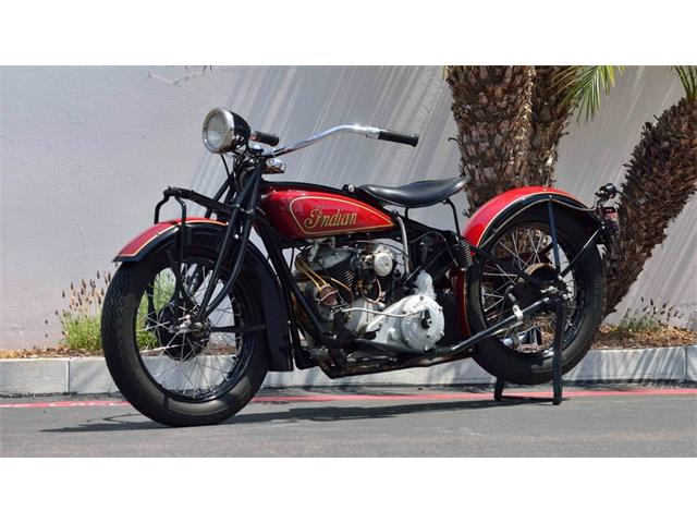 1929 Indian Motorcycle | 885650