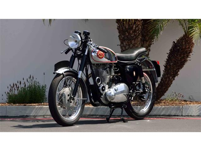 1960 BSA DBD34 Gold Star | 885653