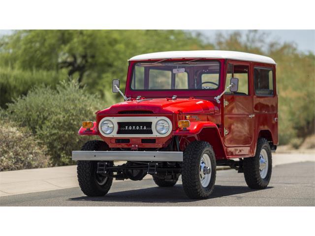 1970 Toyota Land Cruiser FJ | 885655