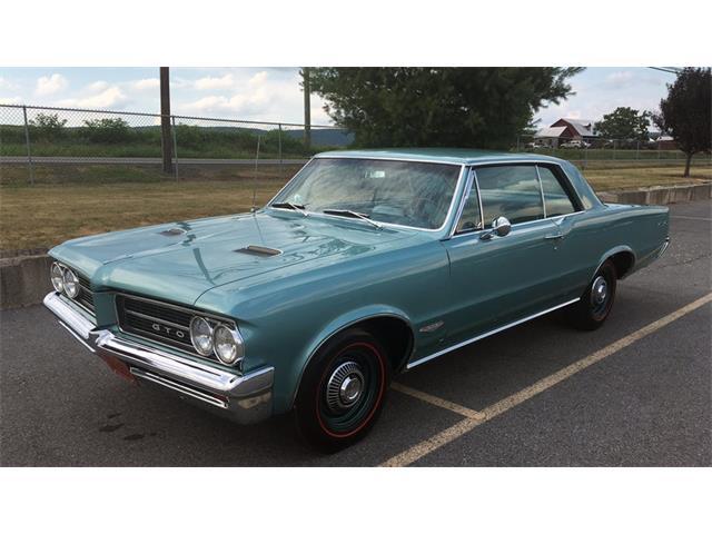 1964 Pontiac GTO | 885660