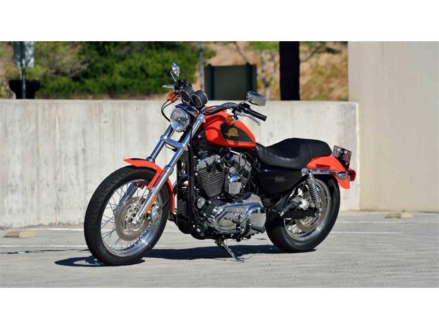 2007 Harley-Davidson XL 50th Anniversary   885661