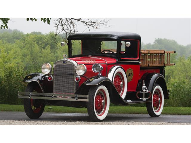 1930 Ford Model A | 885662