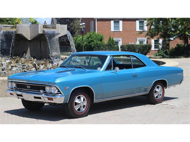 1966 Chevrolet Chevelle | 885669