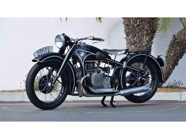 1939 BMW R12 | 885670