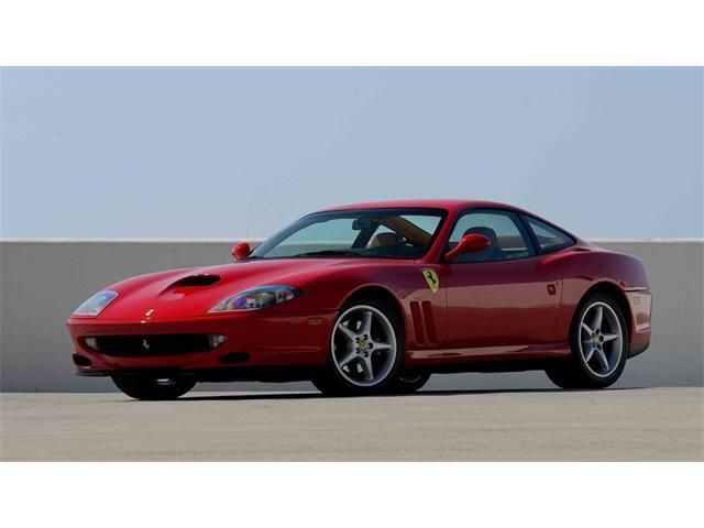 1998 Ferrari 550 Maranello | 885672